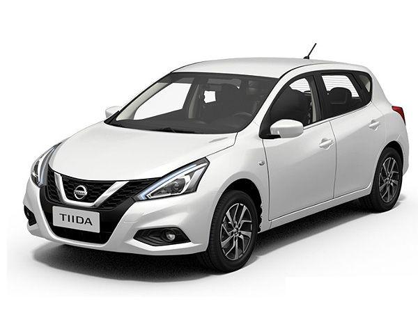 Nissan 日產 TIIDA